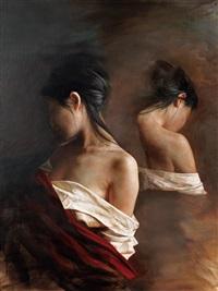 影子 (shadow) by liu yuanshou