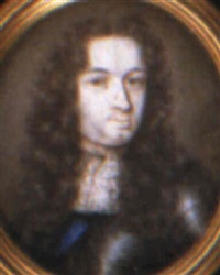 a nobleman, possibly louis de duras, 2nd earl of feversham (1641-1709) by wernher hassel