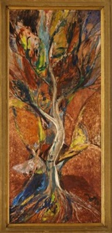 el árbol. alimon jorn - bassi by sofia bassi and asger jorn