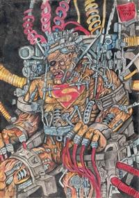 superman kloning (cloned superman) by alit sembodo
