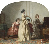 a musical interlude by willem pieter hoevenaar