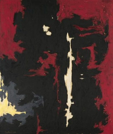 1949 a no 1 by clyfford still