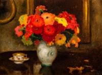 kwiaty by alfons karpinski