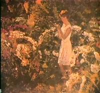 parmi les buissons by nikolai pavlovich tolkounov