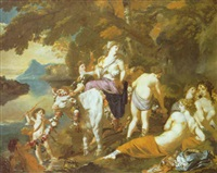the rape of europa by augustus (snip) terwesten