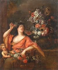 flore by gaspar peeter verbruggen the younger and jan baptiste wans