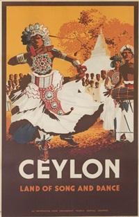 ceylon by c.k.l. samarasinha