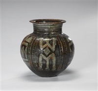 large water jar by ladi kwali