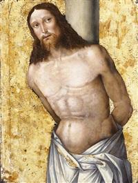 le christ à la colonne by boccacio boccaccino