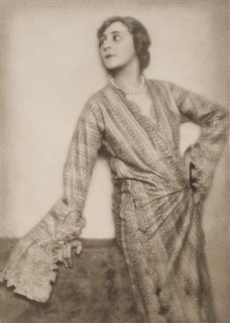 untitled portrait of a lady by benda dora studio