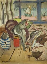 ryby by stanislaw borysowski