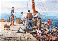 quay folk by anthony mcnally