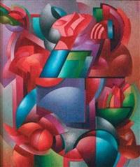 figure abstraite by tsvetomir assenov