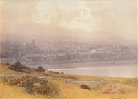 view of bray by george drummond fish