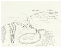 untitled by carroll dunham