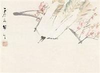 双清图 by xu gu