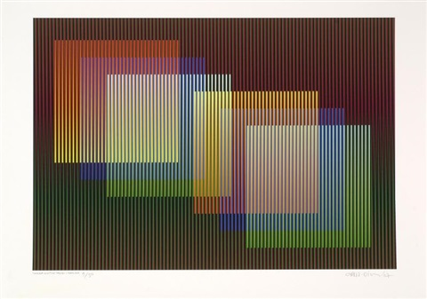 couleur additive by carlos cruz diez