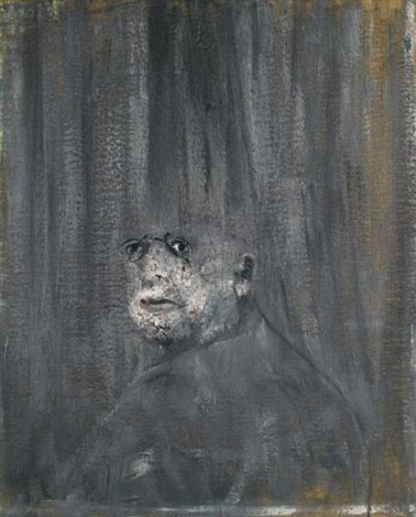 head iii by francis bacon