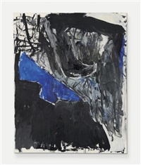 adler (eagle) by georg baselitz