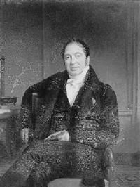 portrait du baron françois seillière by jérome-martin langlois