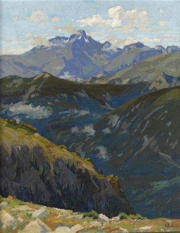 above the timberline by ferdinand kaufmann