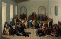 l'école talmudique by edouard moyse