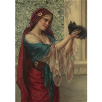 the willing captive by william clarke wontner