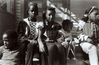 five children, syracuse, ny by dawoud bey