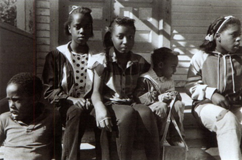 five children syracuse ny by dawoud bey