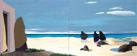 playa ii by manuel de las casas