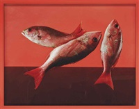 red snapper by elad lassry