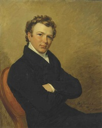 portrait of a young gentleman by george dawe
