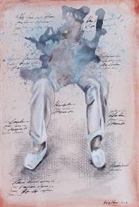 serie de los pantalones sublevados by eduardo gualdoni