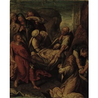 the entombment of christ by flemish school-antwerp (17)
