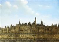the moscow kremlin by friedrich dürfeldt