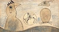 birds by max ernst