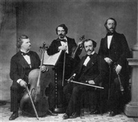 quartett helmesberger by josef löwy