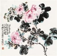 芙蓉 by jia guangjian