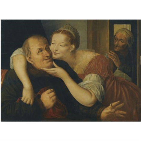 unequal love by jan matsys massys