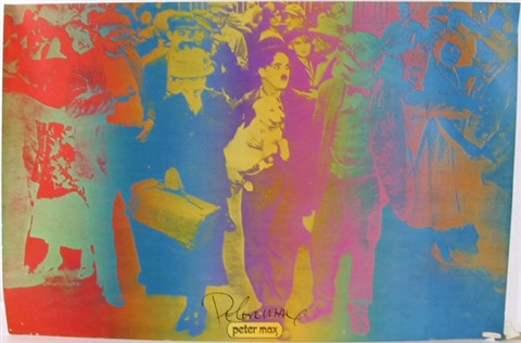 our gang by peter max