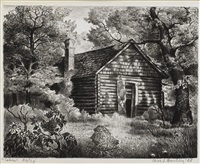 cabin by charles taylor bowling