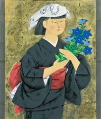 floral tribute by kohei morita