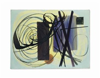 t1947-47 by hans hartung