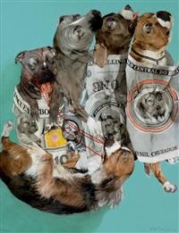 seri dogie tali merahx (red line doggie series 3) by adi kaniko