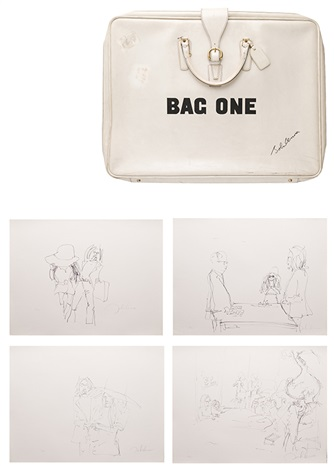 bag one set of 16 by john lennon