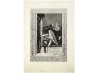 amor und psyche (bk by apuleius w/46 works) by max klinger