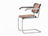 cantilever chair b64 by marcel breuer