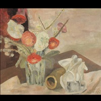 tabletop still life by paul poiret