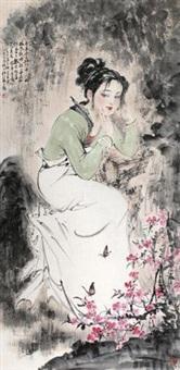 人面桃花 by bai bohua