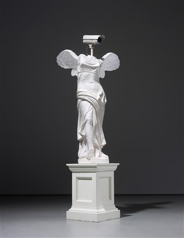 cctv angel by banksy